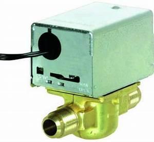Chauffage A Eau : valve de zone chauffage eau chaude et plancher chauffant ~ Edinachiropracticcenter.com Idées de Décoration