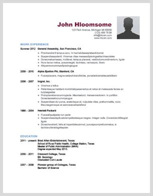 Build My Own Resume by Stellar Attorney Resume Templates Tips Hloom