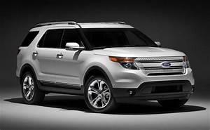Ford Explorer 2011  La Reinvenci U00f3n De Un Grande