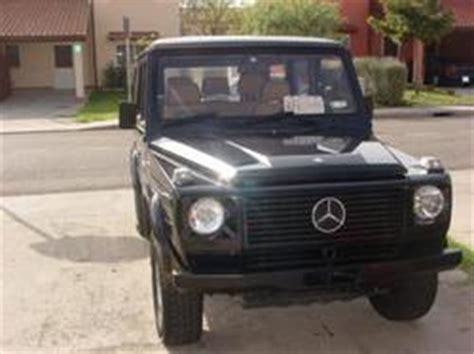 Cabin is posher and more practical than predecessor's. altariq 1979 Mercedes-Benz G-Class Specs, Photos, Modification Info at CarDomain