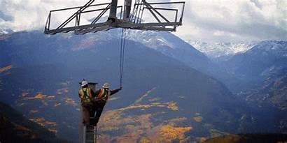 Ski Lift Build Skis Skiing Types Outdoors