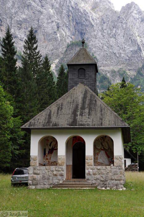 Dolina Tamar - Kapela Marije Pomagaj
