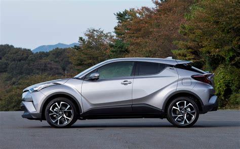 Toyota Chr Hybrid Backgrounds by Comparison Toyota C Hr Hybrid 2017 Vs Volkswagen T