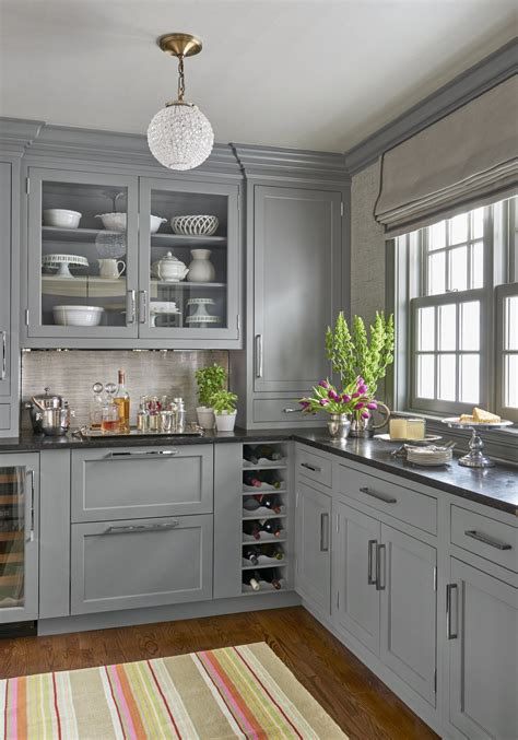 kitchen turned major multitasker home ideas kitchen remodel grey kitchen cabinets