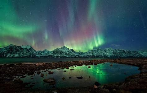 ole  salomonsen northern lights feather
