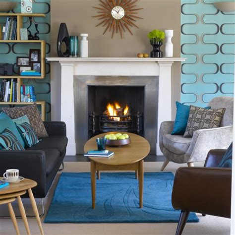retro livingroom retro living room living room design decorating ideas