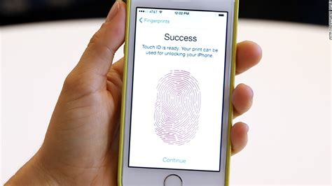 iphone fingerprint scanner new iphones the reviews are in cnn