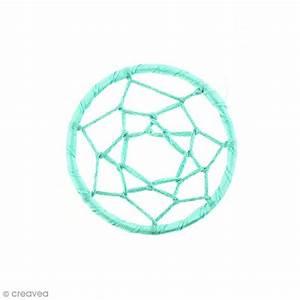 Tissu Attrape Reve : pendentif tissu attrape r ves bleu veraman 47 mm ~ Teatrodelosmanantiales.com Idées de Décoration