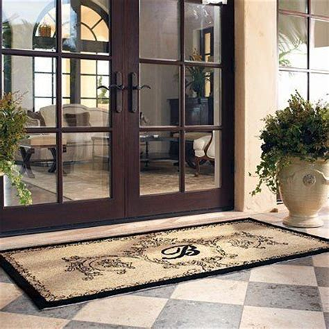 frontgate outdoor doormats lisette outdoor entry mat frontgate by frontgate 39 00