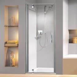 paroi et porte de douche douche italienne chez banio With porte douche duscholux