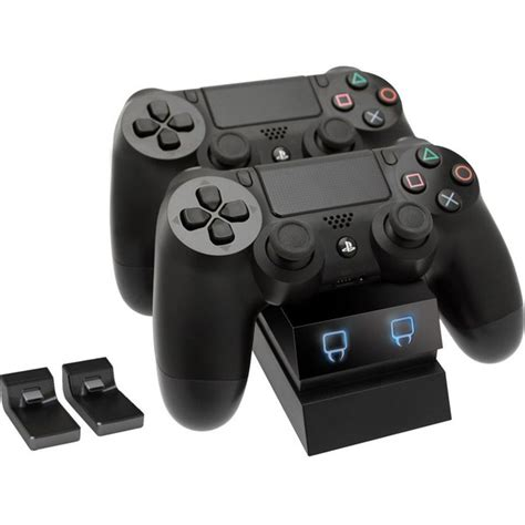 ps controller bundle includes twin docking station