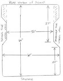 f150 dimensions auto parts diagrams