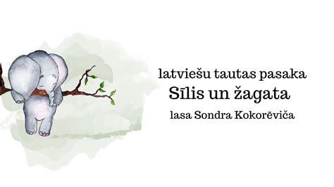 Sīlis un žagata (Lasa Sondra Kokorēviča) - YouTube