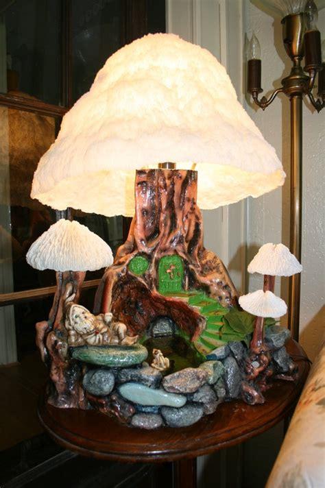 magic mushroom lamp lighting  ceiling fans