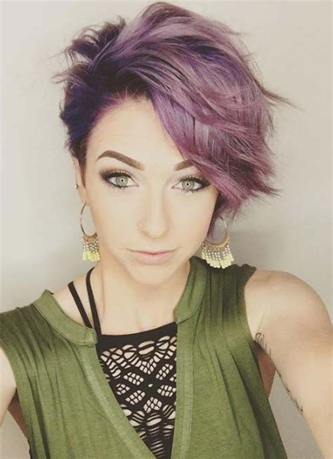 Wavy Pixie Hairstyles by 100 Hairstyles For Pixie Bob Undercut Hair