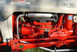 Ford Jubilee Sheetmetal