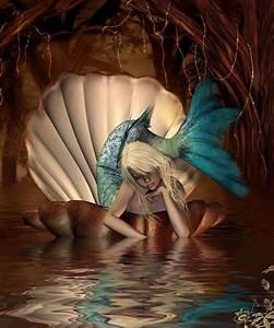 Mermaid Fantasy Art