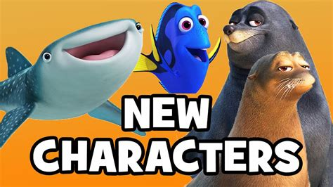 Meet The Characters & Cast