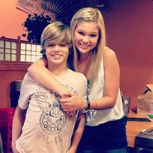 Olivia holt and her brother | Olivia Holt!!!! | Pinterest ...