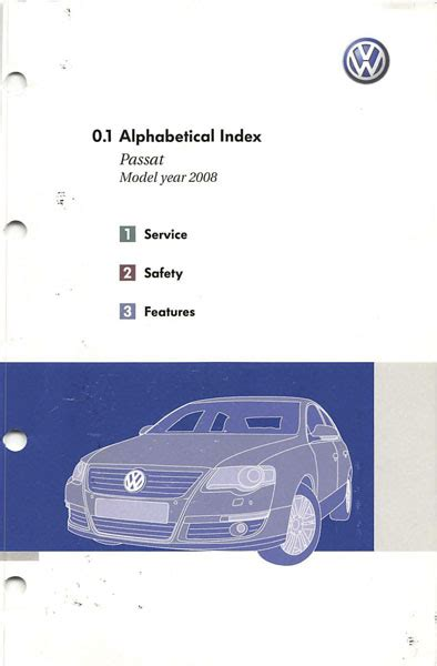 repair voice data communications 2008 volkswagen passat on board diagnostic system 2008 volkswagen passat owners manual in pdf