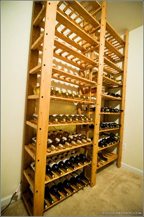 woodworking plans diy wine cellar rack plans  plans