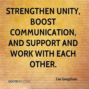 Cao Gangchuan Q... Workout Support Quotes