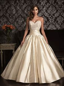 allure bridals 9001 beaded ball gown wedding dress off With wedding dresses champagne
