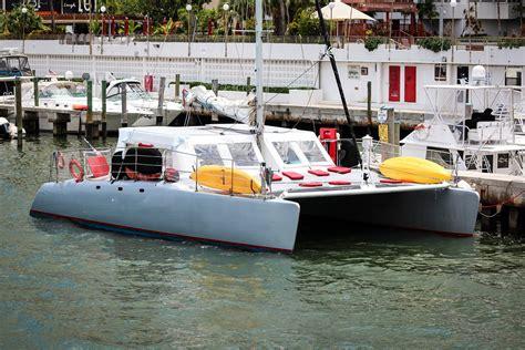 Catamaran Ventures Address by Party Boat Miami Rental