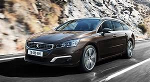 Modele Peugeot : peugeot 508 sw gt line f line ~ Gottalentnigeria.com Avis de Voitures