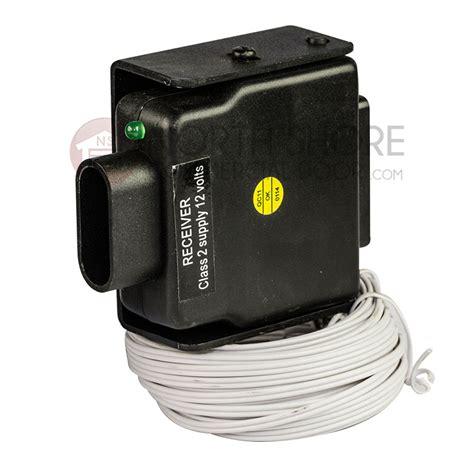 garage door sensor light 36450a green light safety sensor for chainlift quietlift