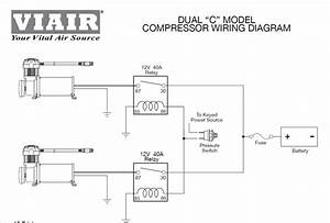 Viair Air Compressor Wiring Diagram