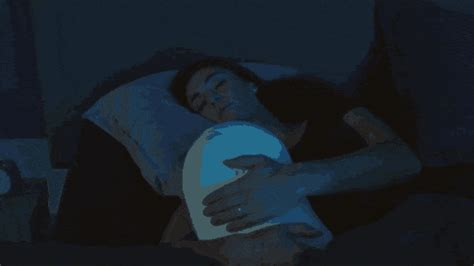 get into bed with a sleep robot pillow technology to help you sleep better