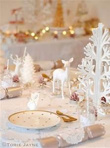 Table De Fete Decoration Noel : quand no l rime avec d co astuces bricolage ~ Zukunftsfamilie.com Idées de Décoration