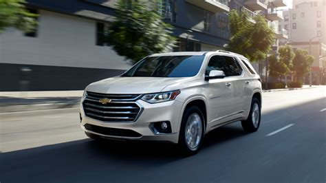 2020 Chevrolet Traverse by 2020 Chevrolet Traverse Preview Pricing Release Date