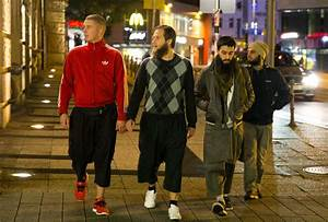 Germany: On Patrol With the Man Behind 'Sharia Police ...