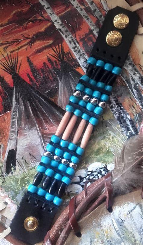 bracelet indien os  turquoise bijoux  la mode