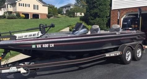 Boats For Sale Lynchburg Va Craigslist by Skeeter New And Used Boats For Sale In Virginia