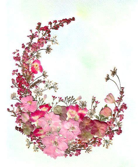 Mimpi Hamil Pressed Flower Art Pictures Pressed Flora Justmakeitbetter