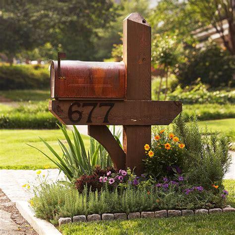 mailbox designs 187 diy mailbox post designswoodplansdiy