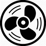 Fan Icon Cooling Cooler Icons Refrigeration Air