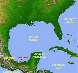Gulf Of Mexico On A Map - Map - Holiday - Travel ...