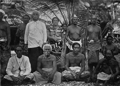 Pin on Samoa of Old