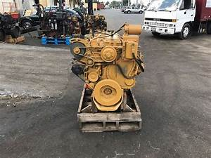 1997 Caterpillar 3116 Engine For Sale  98 178 Miles