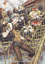 Best Steampunk Anime Girl Ideas And Images On Bing Find What You