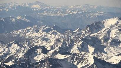 Himalaya Andes Mountain Convergent Range Plate Boundaries