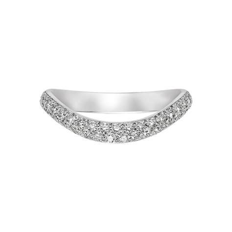 wedding bandwedding band platinum diamonds ref