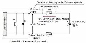Cylindrical Inductive Proximity Sensor Gx Gx Gx O