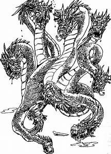 Hydra by ThunderboltFire on DeviantArt