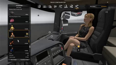 interiors ets 2 187 page 3 sisl s accessory interior addons ets 2 mods youtube