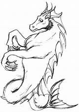 Griffin Coloring Pages Cartoon Print sketch template